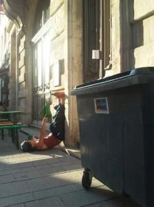 SiGns:Guerillia @'Dans La Rue' Chalon